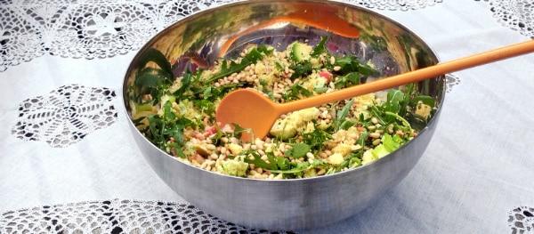 camping recette couscous