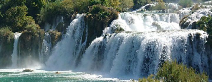 Les cascades de Krka ; vous devez y aller !