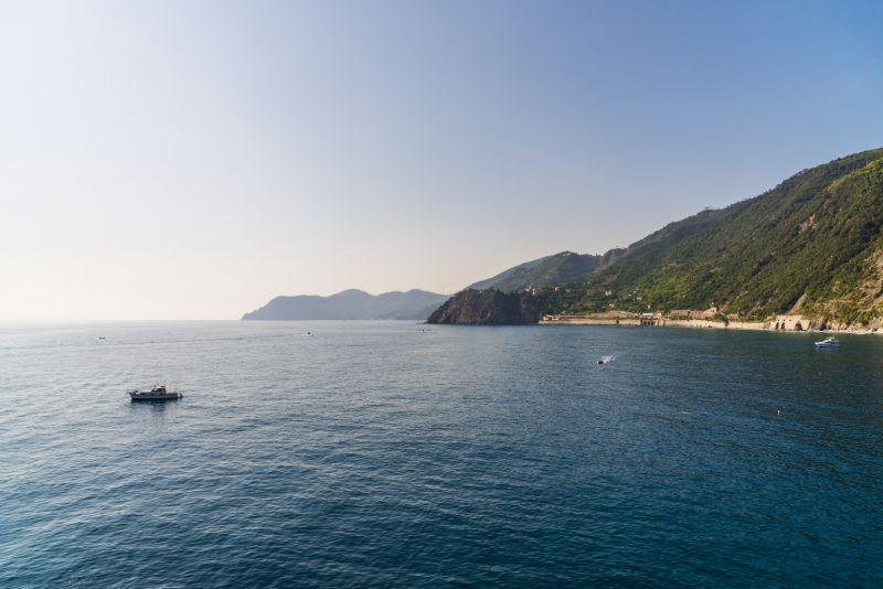 Virée en bateau Cinque Terre