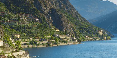 Les trois plus beaux lacs d'Italie