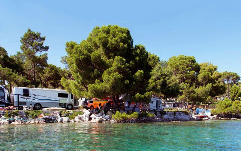 Camping Poljana